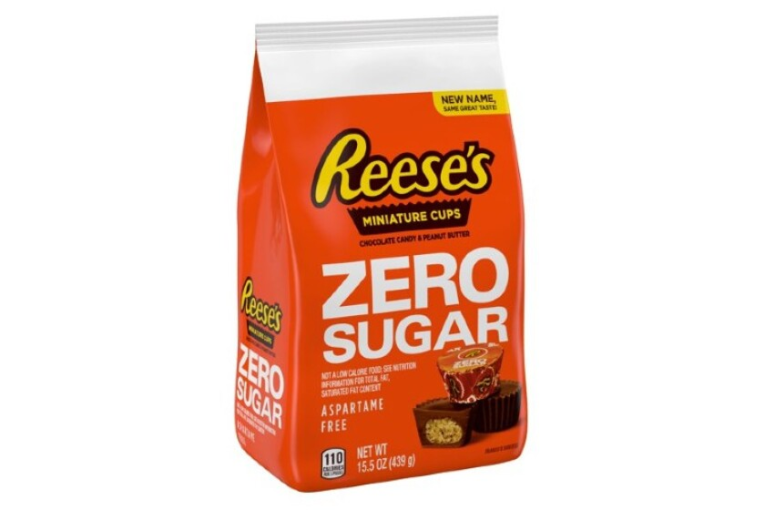 Best Zero Sugar Chocolate Peanut Butter Candy