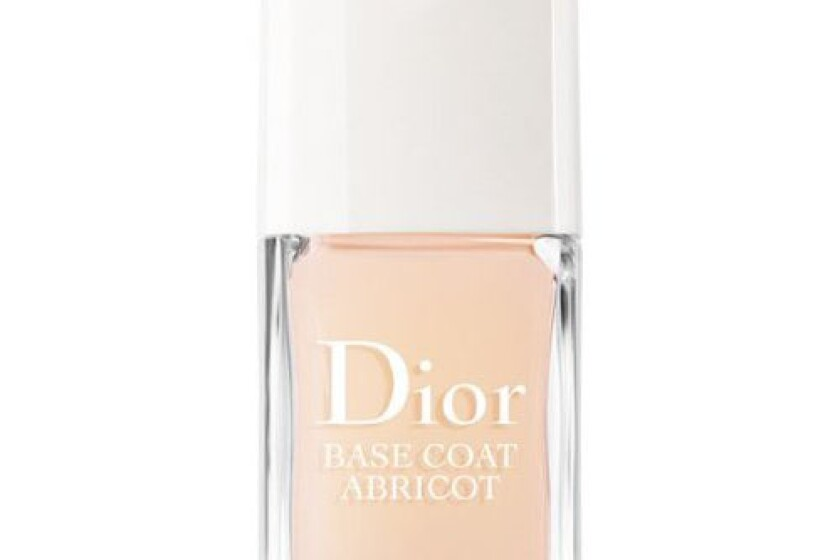 Dior Base Coat Abricot