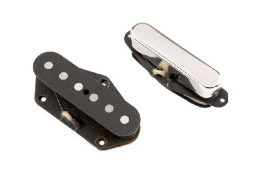 DiMarzio Vintage Twang King Pre-Wired Pickup Set for Telecaster