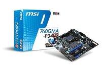 MSI 760GMA-P34 (FX) Motherboard