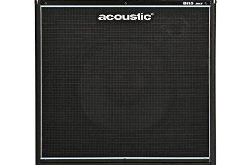 Acoustic B115mkII Bass Speaker Amp Cabinet
