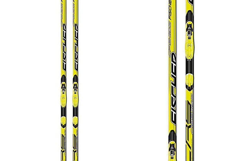 Fischer CRS Skating VASA Cross Country Skis 2013