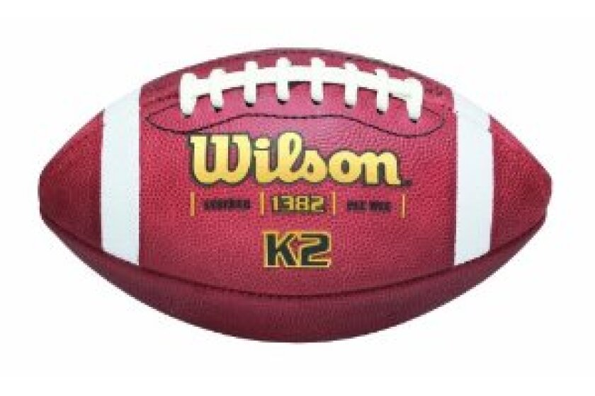Wilson K2 PeeWee Game Football