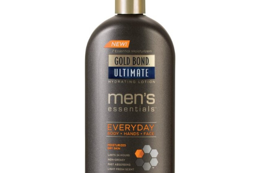 Gold Bond Ultimate Gold Men's Essentials Hydrating Lotion