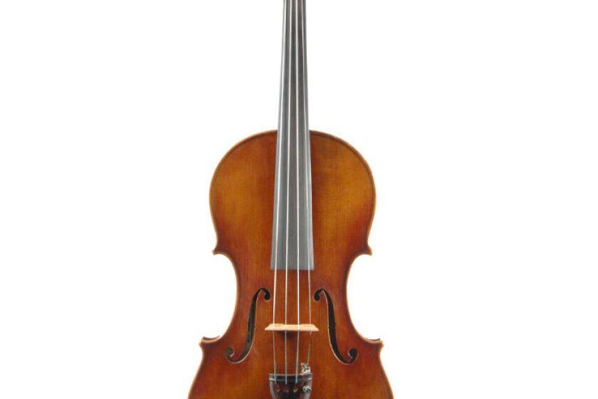 Ming Jiang Zhu Violin 907