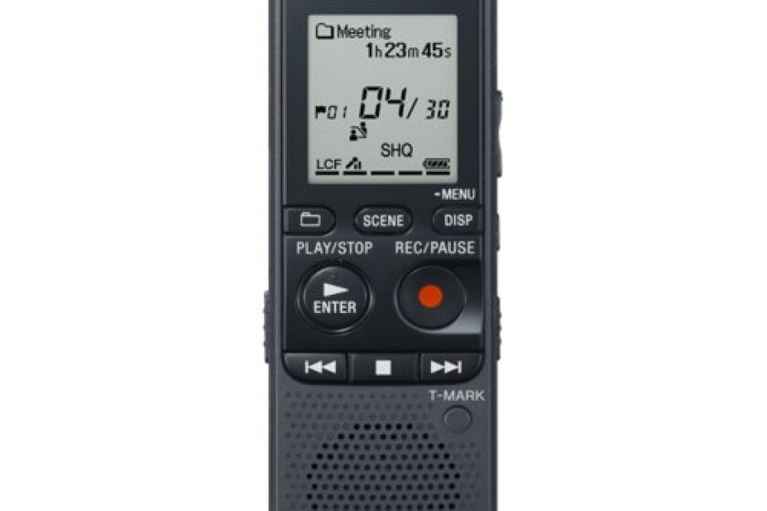 ICD PX333 Digital Voice Recorder