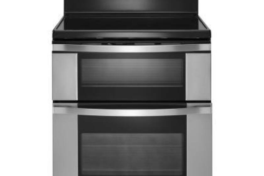 "Whirlpool 30"" Stainless Steel Electric Range - WGE755C0BS"
