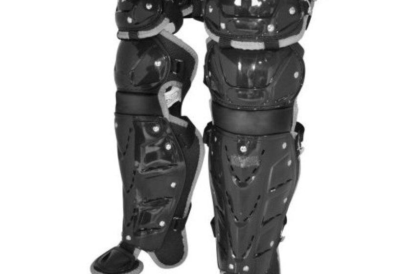 Under Armour Men's Pro Catcher's Leg Guards
