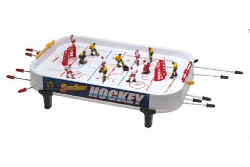 best idealsure shot table hockey game