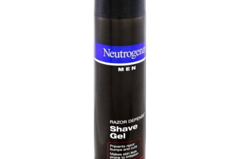 Neutrogena Men Razor Defense Sensitive Skin Shave Gel