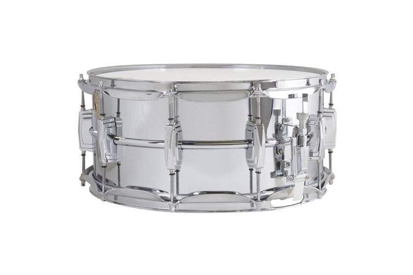 Ludwig Supraphonic Snare Drum Chrome LM402