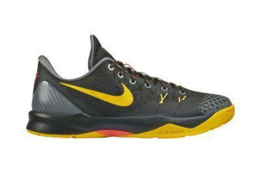 Nike Mens Kobe Venomenon Basketball Shoe