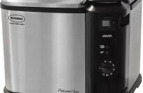 Butterball Indoor Gen III Electric Fryer Cooker Extra Large Capacity