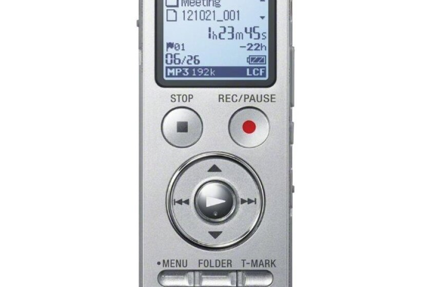 Sony ICD-UX533 Digital Voice Recorder