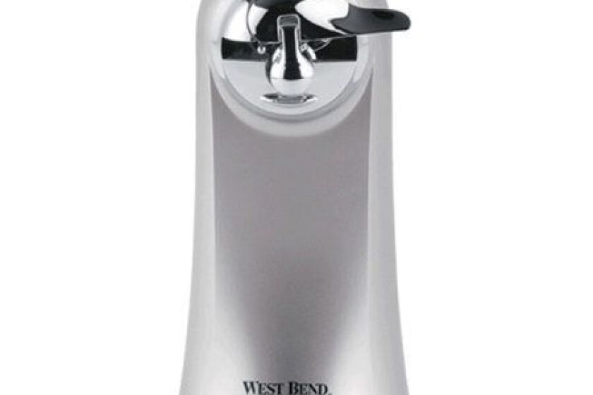 Westbend 77203 Electric Can Opener