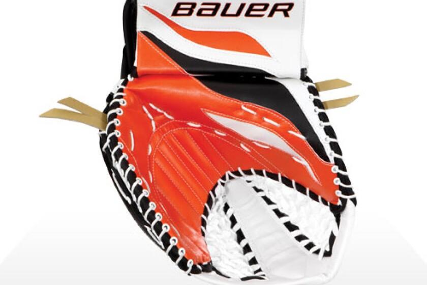 Bauer Reactor 600 Goalie Catcher Glove