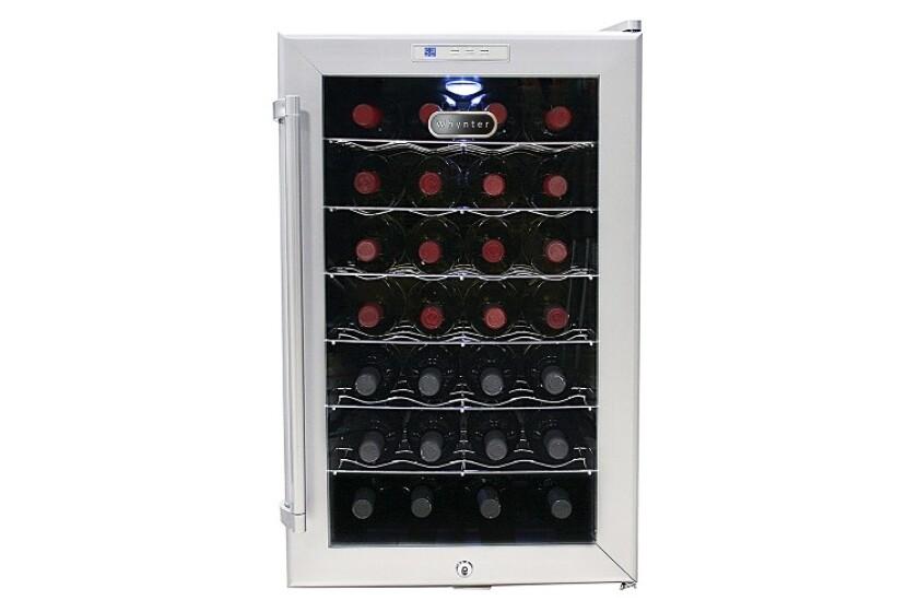 best Whynter 28 Bottle Wine Cooler Refrigerator