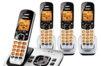 Uniden DECT 6.0 Cordless Phone with 4 Handsets and Bluetooth® CELLLiNK™