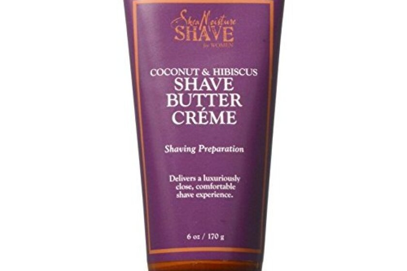 SheaMoisture Coconut & Hibiscus Shave Butter Cream