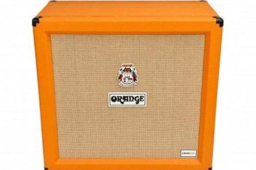 Orange Pro CRPRO412 Closed Back Speaker Cabinet