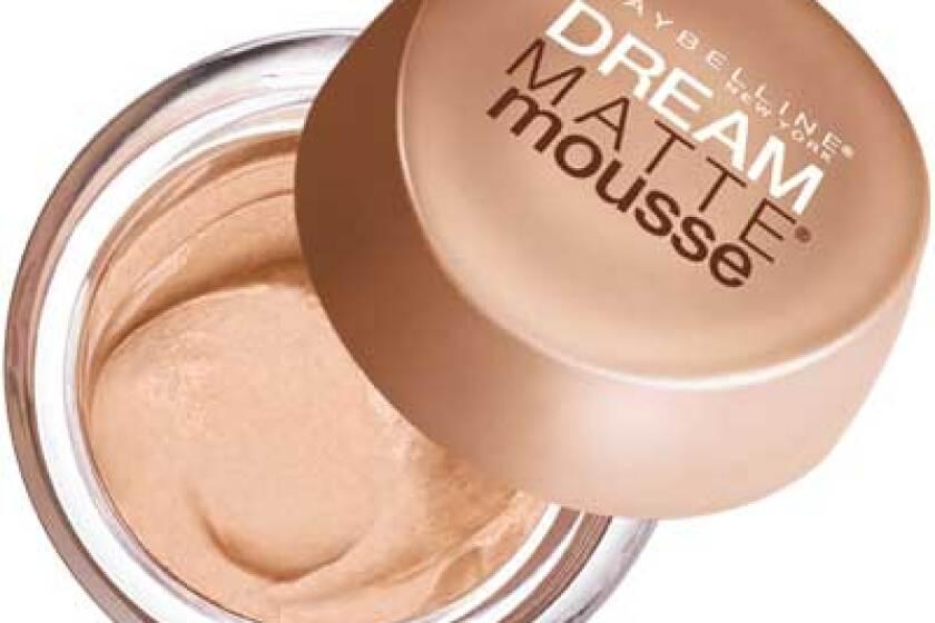 best dream matte cream foundation
