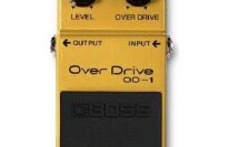 Boss OD-1 OverDrive Pedal