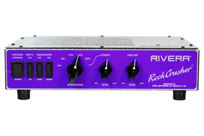 Rivera RockCrusher Power Attenuator