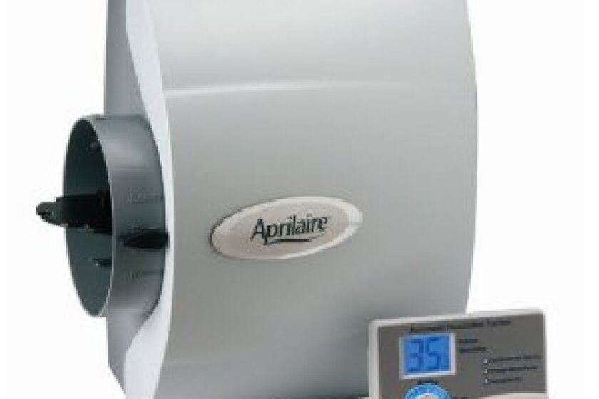 Aprilaire Automatic Whole-House Bypass Humidifier with Digital Control Model 600