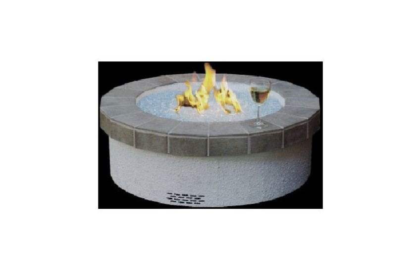 best Peterson Outdoor Campfyre Natural Gas Fire Pit