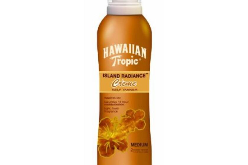 Hawaiian Tropic Island Radiance Lotion