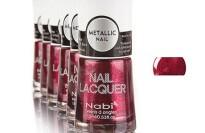 Nabi Metallic Nail Colors