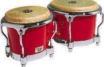 LP 200XF Fiberglass Bongo Drums