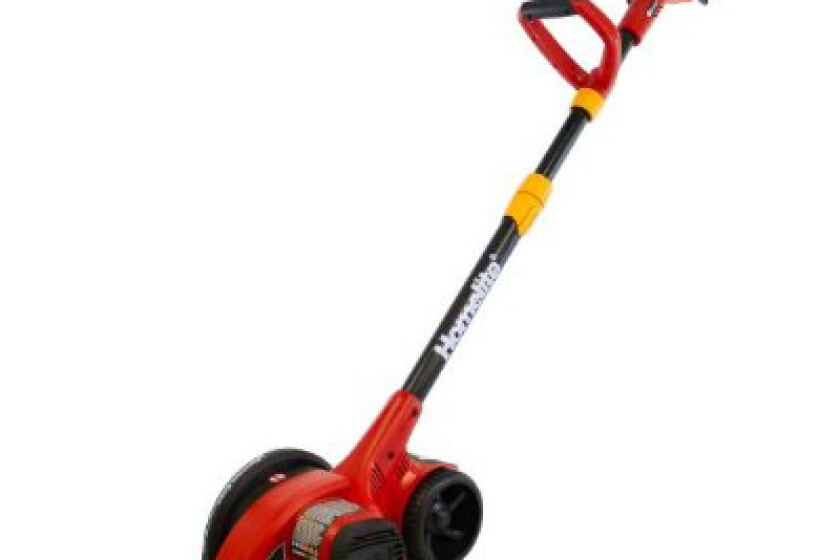 "Homelite UT45100 8"" 12 Amp 2-In-1 Electric Lawn Edger/Trencher Landscape"