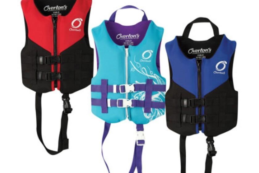 Overtons Child BioLite Life Vest