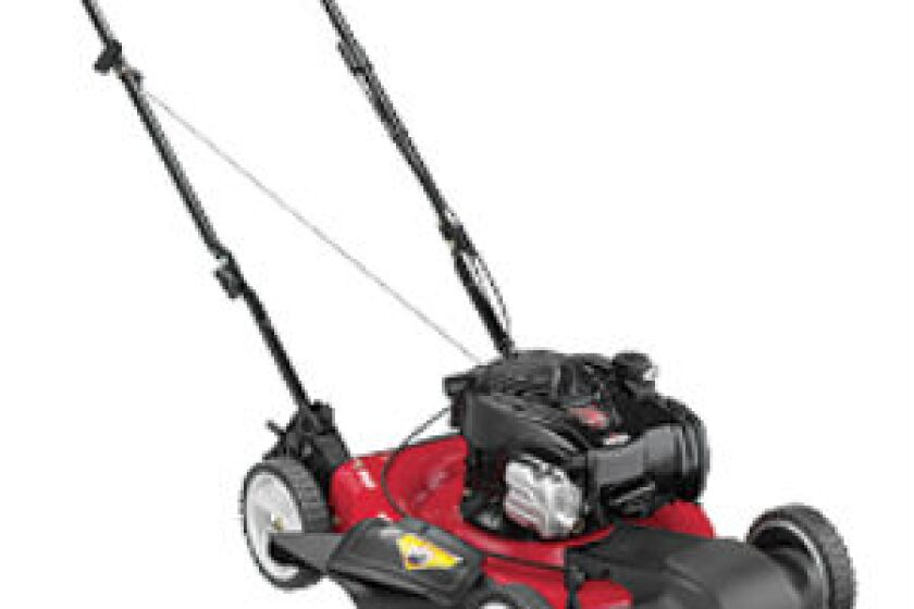 MTD Yard Machines 12A-A0BE700 Self-Propelled Lawn Mower