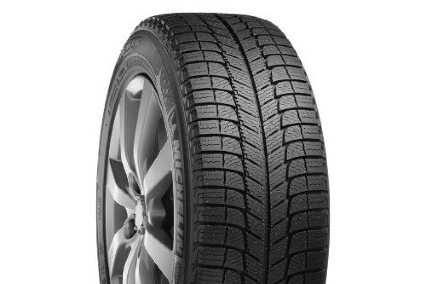 Michelin X-Ice Xi3径向轮胎