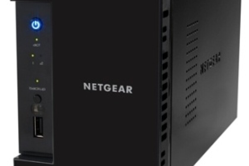 Netgear ReadyNAS RN10221D 2-Bay Network Attached Storage