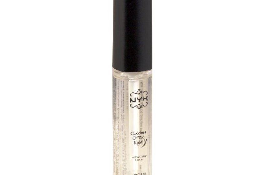 NYX Mega Shine Lip Gloss - Clear
