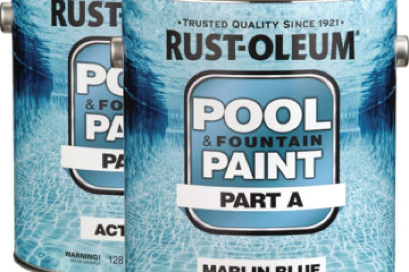 Rust-Oleum Epoxy Pool and Fountain Paint