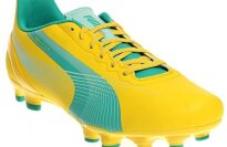 PUMA evoSPEED 4.4 FG Women's Firm Ground Soccer Cleats