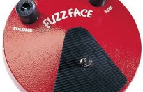 Dunlop JDF2 Dallas Arbiter Fuzz Face Distortion Pedal