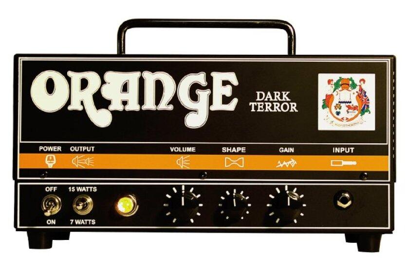 Orange DA15H Dark Terror Head