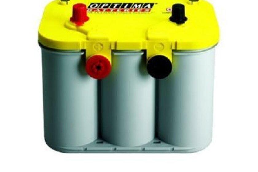 Optima YellowTop Car Batteries