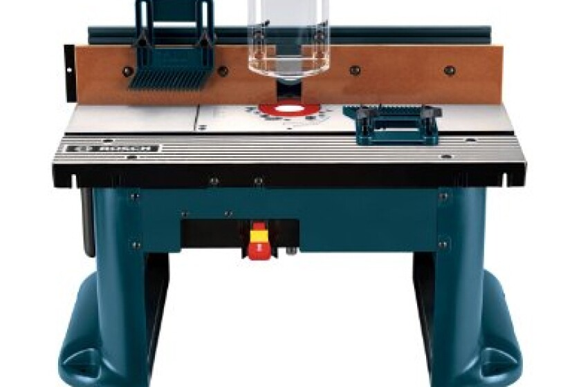 Bosch RA11811 Benchtop Router Table