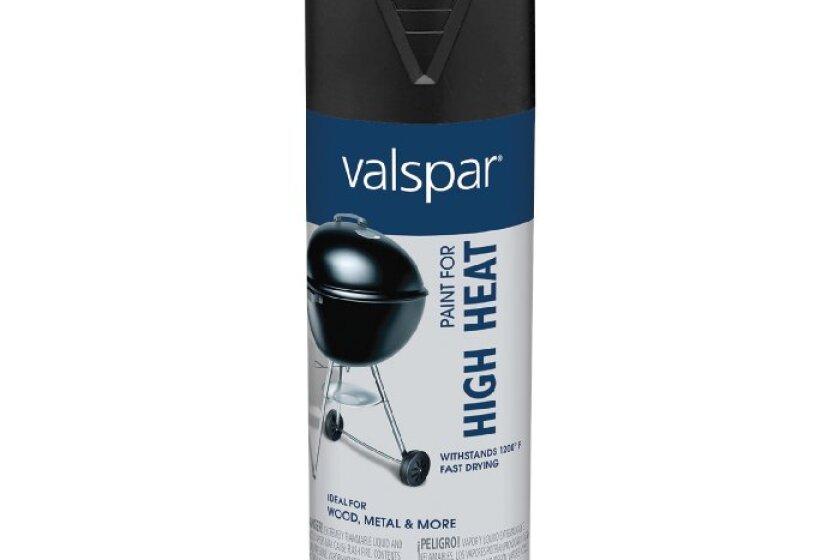 Valspar High Heat Spray Paint