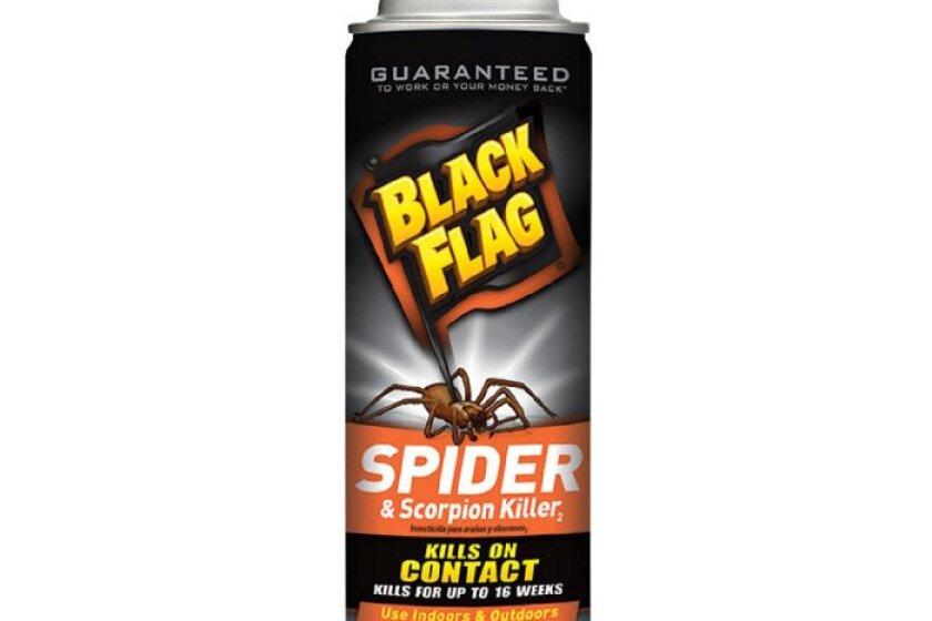 Black Flag Spider and Scorpion Killer Aerosol Spray