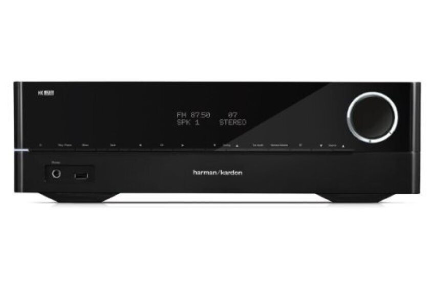 Harman Kardon HK 3770 2-Channel Stereo Receiver