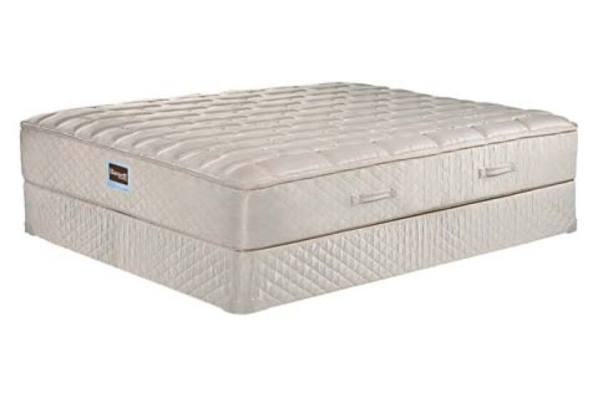 Bassett Dream Maker Firm Mattress Set