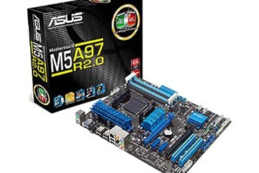 ASUS M5A97 R2.0 AM3+ Motherboard