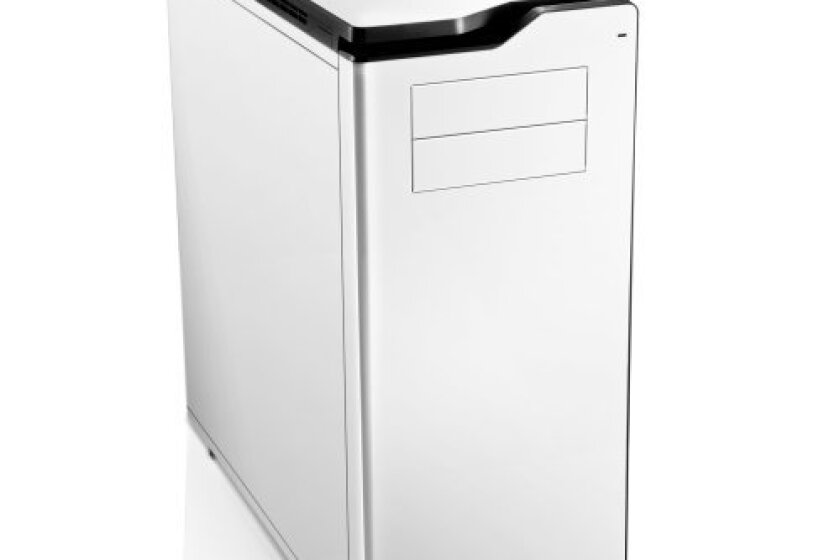 NZXT Technologies H630 Glossy White Computer Case CA-H630F-W1